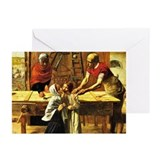 Holy Family Greeting Cards (Pk of 10)