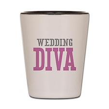 Wedding DIVA Shot Glass
