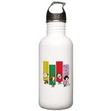 The Peanuts Gang Water Bottle