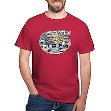 Tzahal Special Logo T-Shirt