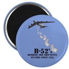 "B-52 Whoopass 2.25"" Magnet (10 pack)"