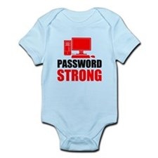 Password Strong Body Suit
