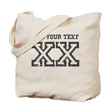 Cool Add your own text Tote Bag