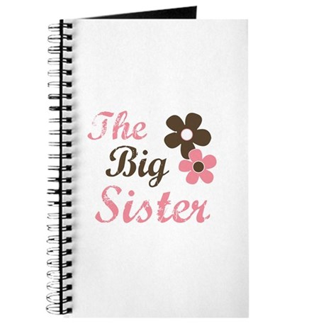 the big sister flower Journal
