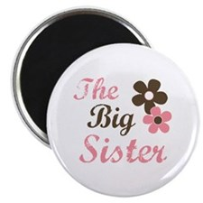 the big sister flower Magnet