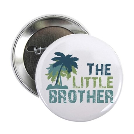 little brother palm tree Button