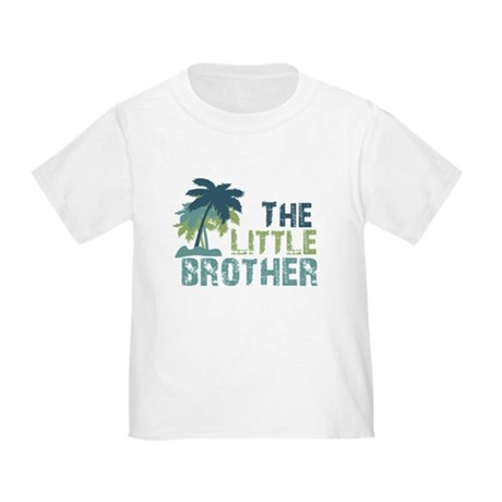 little brother palm tree Toddler T-Shirt