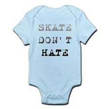 Funny Rollerskates Infant Bodysuit