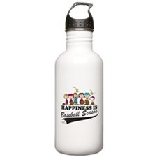 The Peanuts Gang Baseb Water Bottle