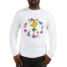 Woodstock Peace Long Sleeve T-Shirt