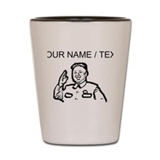 Custom Kim Jong Un Shot Glass