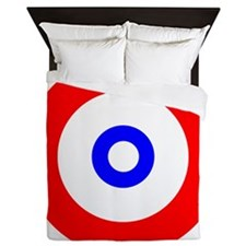 The spirit of Curling Queen Duvet