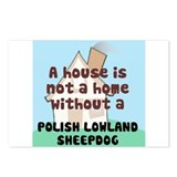 Lowland Home Postcards (Package of 8)