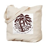 Tote Bag/Toy Bag/Tree of Life/Brown