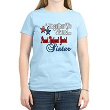 National Guard Sister T-Shirt