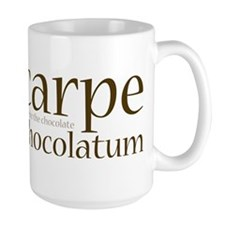 carpe chocolatum Mug