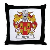 Torres Throw Pillow