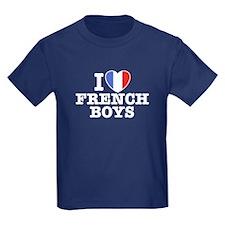 I Love French Boys T