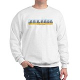 "CAPE COD ""Seven Cottages"" Sweater"