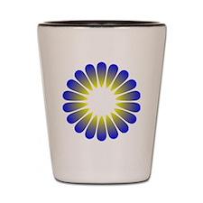 Unique Optical illusion Shot Glass