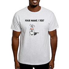 Custom Dalmatian T-Shirt