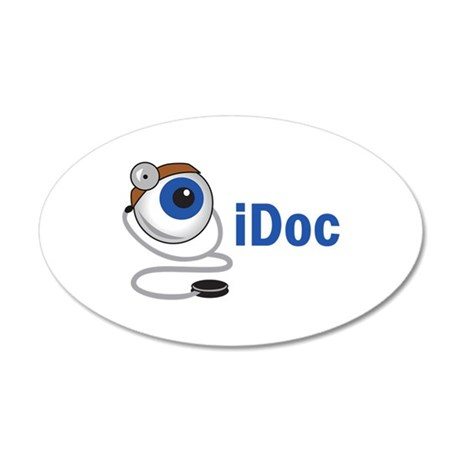 I DOC Wall Decal