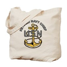 Funny Us navy retired Tote Bag