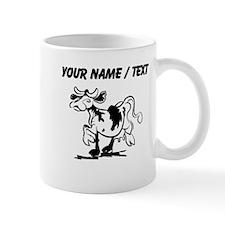 Custom Cow Strutting Mugs
