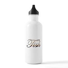 Gold Tish Water Bottle