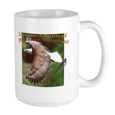 Two Eagles -  Mug