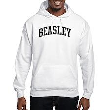 BEASLEY (curve-black) Hoodie
