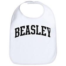 BEASLEY (curve-black) Bib