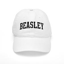 BEASLEY (curve-black) Baseball Cap