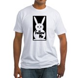 Follow Me White Rabbit Shirt