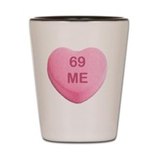 Unique Antivalentine Shot Glass