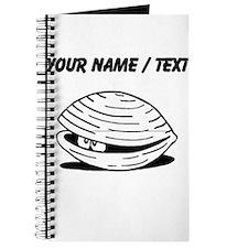 Custom Clam Journal