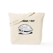 Custom Clam Tote Bag