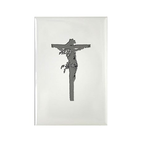 Calvary Rectangle Magnet (100 pack)