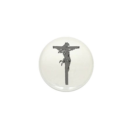 Calvary Mini Button (10 pack)
