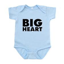 Big Heart Infant Bodysuit