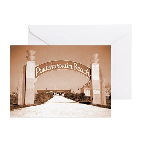 Old Pontchartrain Beach 1930's Cards (Pk of 10
