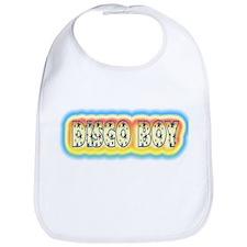 Disco Boy Bib