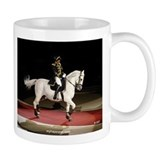 Lipizzaner Stallion Small Mug