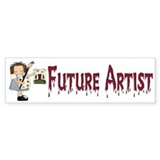 Future Artist Bumper Bumper Sticker