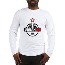 """Urban59 Studio NYC"" Logo II Long Sleeve T-Shirt"
