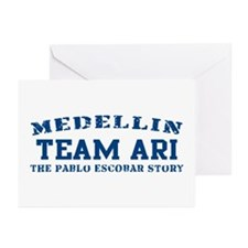 Team Ari - Medellin Greeting Cards (Pk of 10)