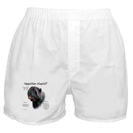 Black Neo Boxer Shorts