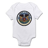 USS ROBERT A. OWENS Infant Bodysuit