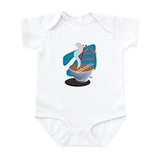 Asian Food Design Infant Bodysuit