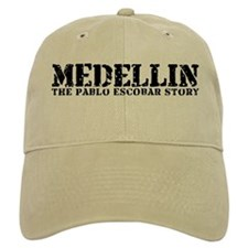 Medellin - The Pablo Escobar Story Baseball Cap